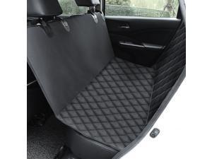 "Waterproof Dog Car Seat Cover Hammock Pet Van Back Rear Bench Pad 54""x58"""