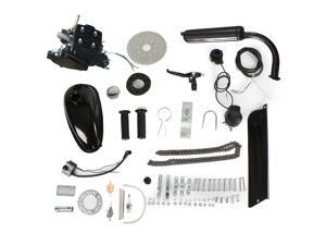 New 80cc 2 Stroke Bike Bicycle Complete Motor Engines Kits Scooter DIY Gas Power