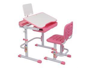 Children Interactive Work Station for Kids Desk Learning Table Height Adjustable