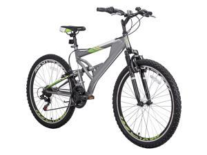 Mountain Bike for Adult and Youth, UHOMEPRO 21 Speed 26-inch High-Grade Molded Handlebar & Seat Mountain Bikes, Heavy-Duty Pedals & Antiskid Tires,  Bike for Outdoor Outroad