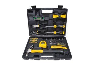 Homeowner's 65-Piece DIY Tool Kit