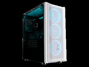 Allied Gaming PC Patriot Desktop: AMD Ryzen 7 3700X, NVIDIA GeForce RTX 2070 Super 8GB, 16GB DDR4 3200MHz, 240GB SSD, 2TB HDD, B450M, 750Watt, RGB Fans, Wi-Fi Ready
