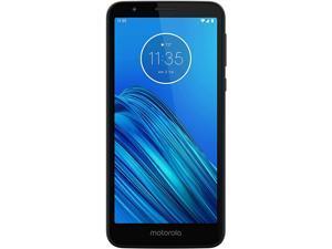 "Motorola Moto E6 XT2005-5 4G LTE Unlocked Cell Phone 5.5"" Starry Black 16GB 2GB RAM"