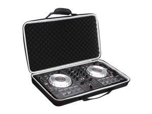 LTGEM Carrying Hard Case for Pioneer DJ DDJ-SB2 Portable 2-channel Controller or DDJ-SB Performance DJ Controller (Storage Case Only)