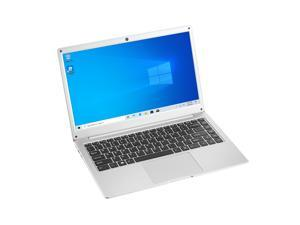 W14 14.1 inch Ultra Thin and Light Laptop Intel Celeron Processor INTEL N3450 Office Notebook 8GB DDR3 256GB SSD Windows 10 Laptop Computer with Keyboard