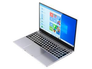 WEIBOLAI 15.6'' Ultra Thin And Light Laptop Intel Core i3-6157U Up to 2.40 GHz 8GB DDR4 RAM 256GB FHD IPS Screen Metal Shell Offical Laptop Windows 10 Notebook Computer Home USB 3.0*2