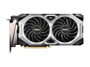 MSI GeForce RTX 2080 SUPER 8GB GDDR6 PCI Express 3.0 x16 SLI Support Video Card RTX 2080 Super Ventus XS OC