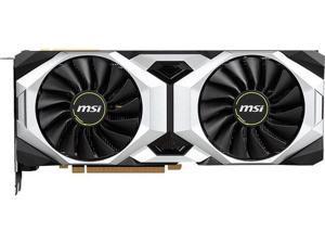 MSI GeForce RTX 2080 Ti 11GB GDDR6 PCI Express 3.0 x16 SLI Support Video Card RTX 2080 Ti VENTUS 11G OCV1