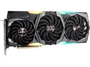 MSI GeForce RTX 2080 SUPER 8GB GDDR6 PCI Express 3.0 x16 SLI Support Video Card RTX 2080 Super Gaming TRIO
