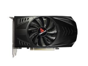 Biostar OC Gaming Radeon RX 560 4GB GDDR5 128-Bit DirectX 12 PCI Express 3.0 x16, DVI-D Dual Link, HDMI, DisplayPort and Vortex Cooling Fan