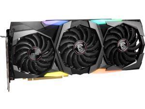 MSI GeForce RTX 2070 SUPER DirectX 12 RTX 2070 SUPER GAMING X TRIO 8GB 256-Bit GDDR6 PCI Express 3.0 x16 HDCP Ready SLI Support Video Card