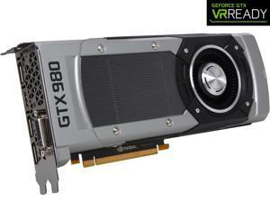 EVGA GeForce GTX 980 04G-P4-2982-KR 4GB SC GAMING, Silent Cooling Graphics Card
