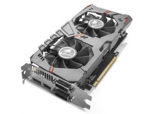 Colorful GTX960-2GD5 Green 28MM 7010MHz 2048M GDDR5 6pin 120w 2*DVI+HDMI+DP Video Card