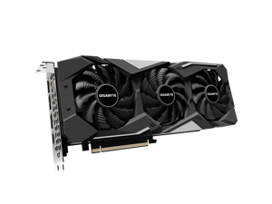 GIGABYTE Radeon™ RX 5600 XT GAMING OC 6G 7 nm 12000MHz GDDR6 192 bit 288 GB/s PCI-E 4.0 x 16 7680x4320@60Hz Video Card
