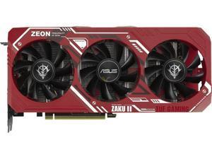 ASUS TUF GAMING X3 GeForce GTX 1660 SUPER ZAKU II EDITION GDDR6 14002 MHz 192-bit 7680 x 432 1 x 8-pin Video Card