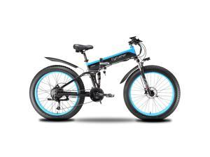 Foldable high-performance bicycle computer, LG battery, new soft high tail electric bicycle