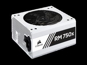 Corsair RM750x White Power Supply ATX 80 PLUS Gold Certified, CP9020187NA