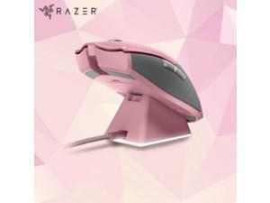 Razer Viper Ultimate Hyperspeed Lightest Wireless Gaming Mouse & RGB Charging Dock: Fastest Gaming Mouse Switch - 20K DPI Optical Sensor - Chroma Lighting - 8 Programmable Buttons - 70 Hr Battery