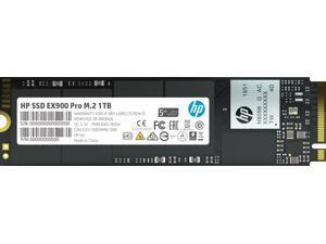 HP EX900 PRO M.2 1TB PCIe 3.0 x4 NVMe 3D TLC NAND Internal Solid State Drive (SSD) 9XL77AA#ABA