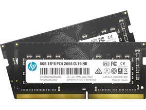 HP S1 16GB (2 x8GB) DDR4 2666MHz SO-DIMM Laptop Memory Dual Channel Kit Model 8NN19AA#ABC