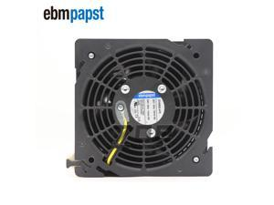 Ebmpapst Fan DV4650-470 230VAC 50HZ 110MA 17.7W 120X120X38MM Cabinets Cooling Axial Cooling Fans