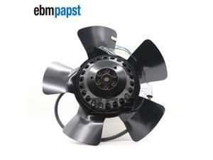 Ebmpapst A2E200-AF02-01 AC Fan 230V 50W/61W 2740RPM/3120RPM 435.55CFM/488.52CFM Flange  Mount Industrial Cooling Fans