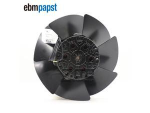 Ebmpapst A2S130-AA03-01 AC Fan Ball Bearing 230V 0.31A/0.25A 45W/39W 2800RPM/3250RPM Flange Mount Industrial Cooling Fans and Supplies