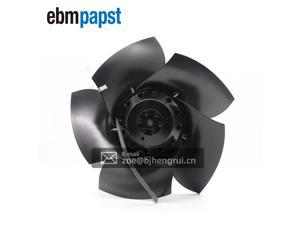 Ebmpapst A2D250-AD26-05 AC Fan Ball Bearing 400VAC 0.4A 140W 2650RPM 70dBA Flange Mount Sickled Blades Cooling Fans For Siemens servo spindle motor