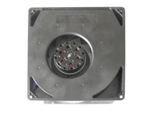 Germany Ebmpapst RG160-28/56S Turbine Blowers AC Centrifugal Fan 220x220x56mm 230VAC 118.9CFM 47W 2750RPM For Elevator
