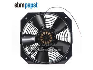 Ebmpapst W2D250-GA04-09 400V AC Axial Sickle Shaped Blades Cooling Fan For Siemens Inverter