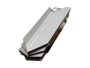 M.2 2280 SSD Heat Sink All-aluminum Solid State Disk Thermal Vest of Desktop PC