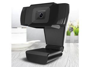 1080P 720P 480P Full HD Web Camera Auto/Fixed Focus Webcam USB Built-in Microphone Camera for Laptop Desktop Home Work