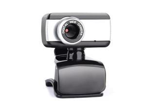 1 Pcs HD Zoom Webcam USB 2.0 Web Camera With Built-in Microphone Noise Canceling For Desktop Laptop PC Computer Peripherals