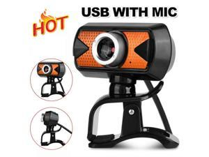 4K High Definition auto focus Webcam 480/720/1080p HD hd USB Camera Video Recording Web Camera with Microphone For PC