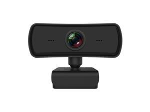 2K 2560*1440P Webcam HD Camera Computer PC Web Cam with Microphone Rotatable Cameras for Live Broadcast Video Calling Conference