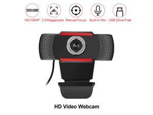 Camera 1080P HD 1920x1080 usb Webcam Computer Camera with Microphone web cam pc camera for pc laptop deaktop computer