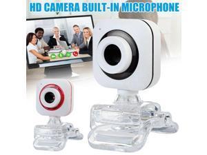 Webcams USB2.0 12 Million Pixels Web Camera Mic Clip-on Video Conferences Webcasts Video Calls Computer Peripherals