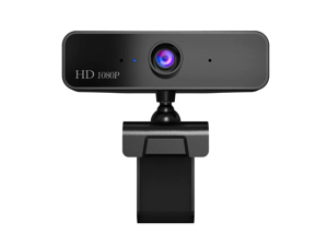 1080P Webcam Built-in Microphone High-end Video Call Computer Peripheral Web Camera for PC Laptop