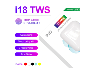 TWS Wireless Earphones Bluetooth Headsets Earbuds Touch Control With Mic for All Smart Phone PK i10 i11 i12 i13 i14 i20 TWS
