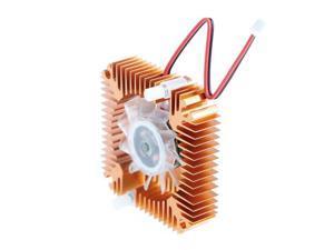 2-Pin 55mm PC GPU VGA Video Card Heatsink Replacement Cooling Fan 12V 0.10A