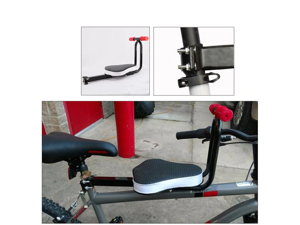 Child Seat for Bike Front Mount Quick Dismounting Safety Seat for Baby Kids Hot