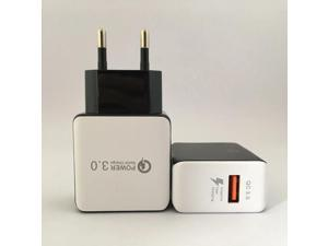 Fast Charger QC3.0 Power Supply with Charging USB Cable for iPhone 11 pro max for Xiaomi Quick Charging Travel USB Adapters