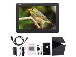 A8S 8.9Inch IPS Screen 4K Full HD Monitor Camera Monitor for DSLR Cameras Camera Monitor Video Monitor 8.9inch Screen
