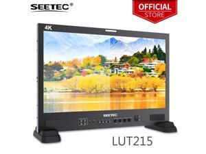 LUT215 21.5 inch 3D LUT Broadcast Studio Monitor 3G-SDI 4K HDMI Full HD 1920 x1080 for Outdoor filming  Post Production