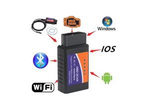 WIFI OBD 2 Wireless  Diagnostic Scanner Adapter Check Engine Diagnostic Tool Universal for iOS for iPhone for Andorid