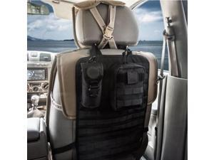 Nylon Tactical  Car Seat Back Organizer Travel Storage Holder Bag 2020