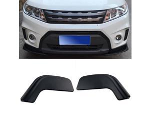 Car Front Shovel Bumper 1 Pair  Anti-scratch Car Bumper Spoiler Splitter Diffuser Front Shovels  Car Accessor