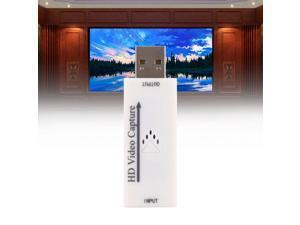 2.0  Mini HD 1080P HDMI Video Capture Card Live Recording Box Supports 1080P 1080P HD HDMI TV Tuner Receiver