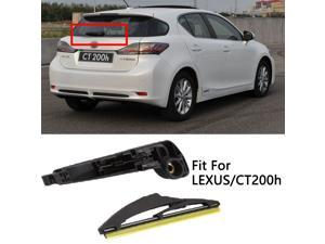 Rear Wiper Blade Car Windshield 200mm Fit For CT200h/LEXUS 2011 To Now Replacement Windscreen Window Washer Auto Accessories