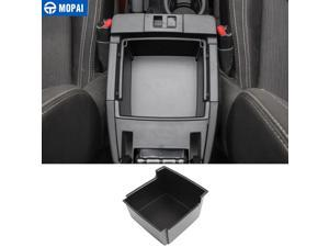 Stowing Tidying for Jeep Wrangler JK Car Organizer Tray Armrest Storage Box for Jeep Wrangler JK 2011+ Accessories